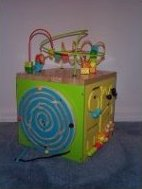 playcube for the infants