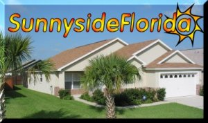 Sunnyside Florida our Orlando vacation rental villa for your holiday on Indian Creek